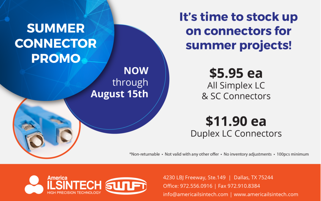 Summer Connector Promo Sale