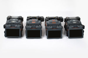 New Generation of Swift Fusion Splicers