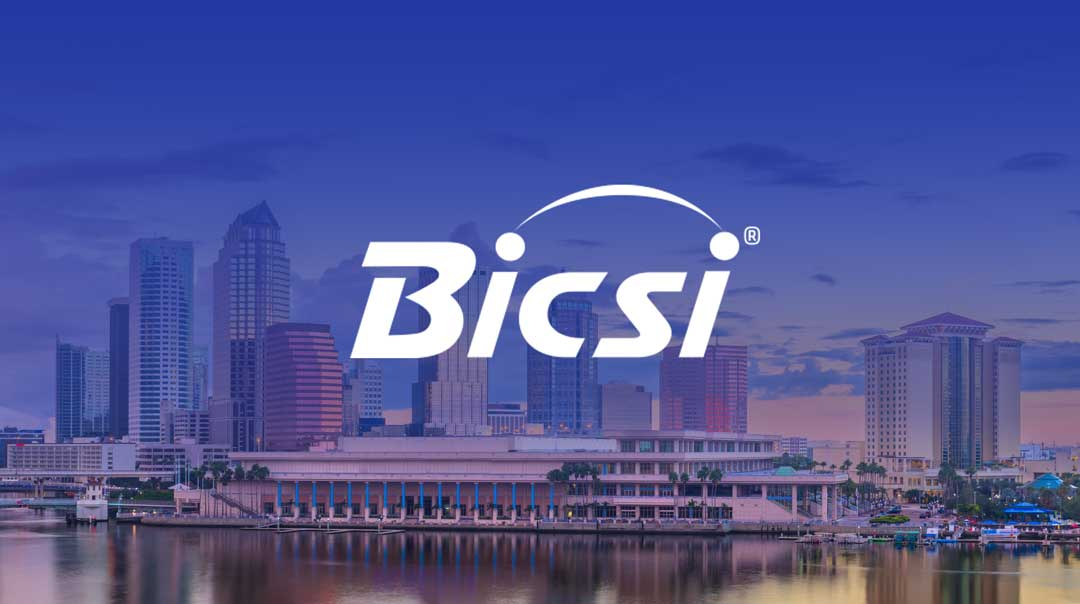 BICSI Winter | February 9-13, 2019