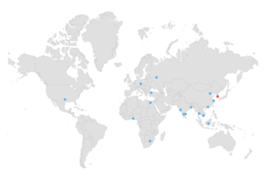 UCL Swift's Global Network
