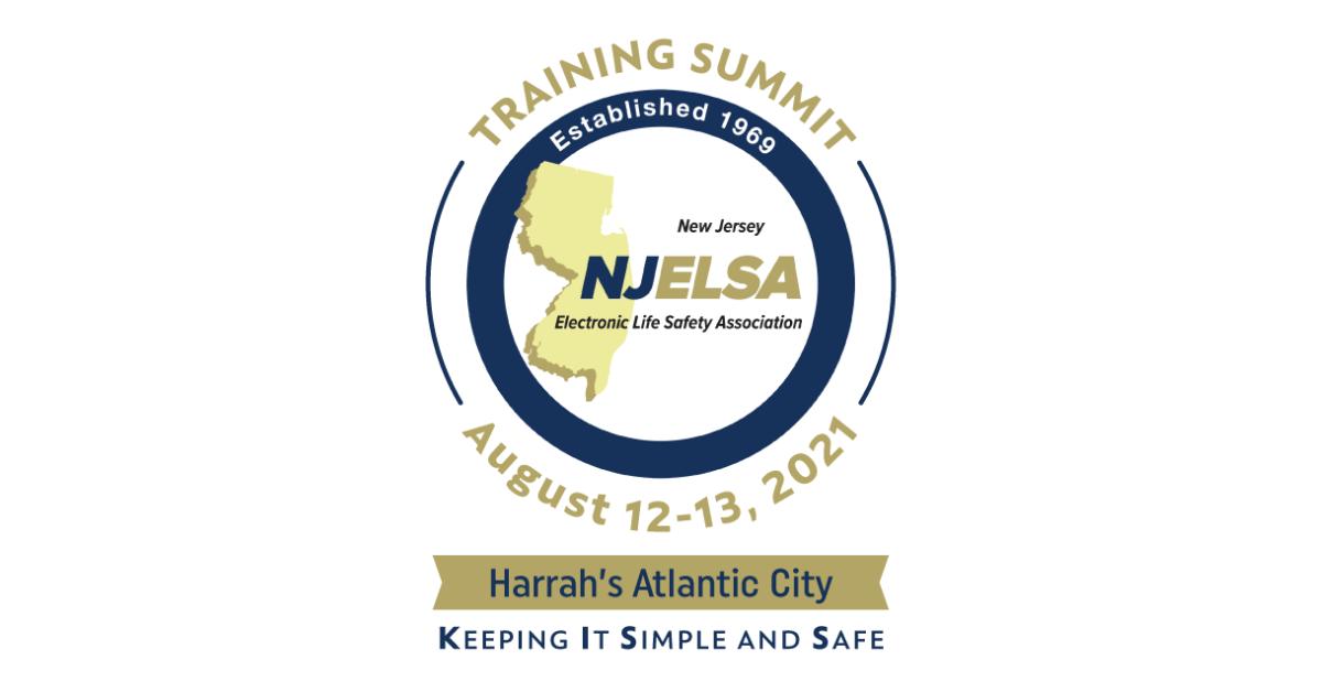 NJELSA Training Summit UCL Swift Trade Show