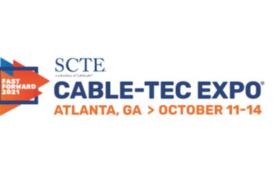 SCTE Cable-Tec Expo 2021