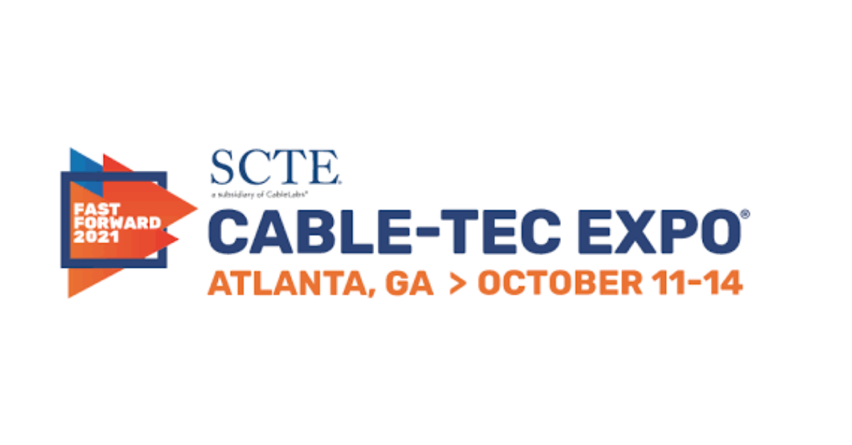 SCTE Cable-Tec Expo 2021 UCL Swift Trade Show