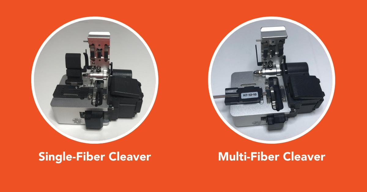 Single Fiber Cleaver vs. Multi Fiber Cleaver UCL Swift